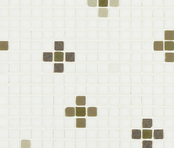 Vetro Spring 03A by Casamood by Florim | Glass mosaics