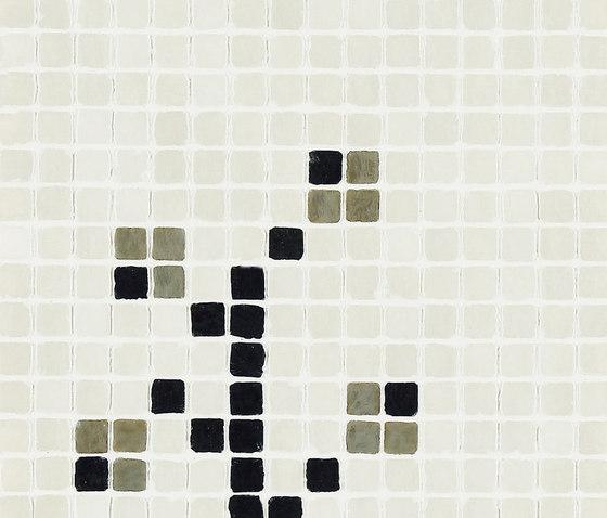 Vetro Spring 04B Finale von Casamood by Florim | Glas-Mosaike