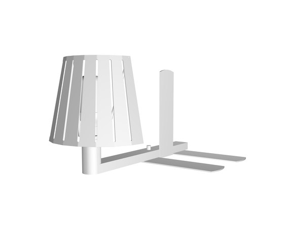 Mix wall lamp for shelves by Faro | General lighting