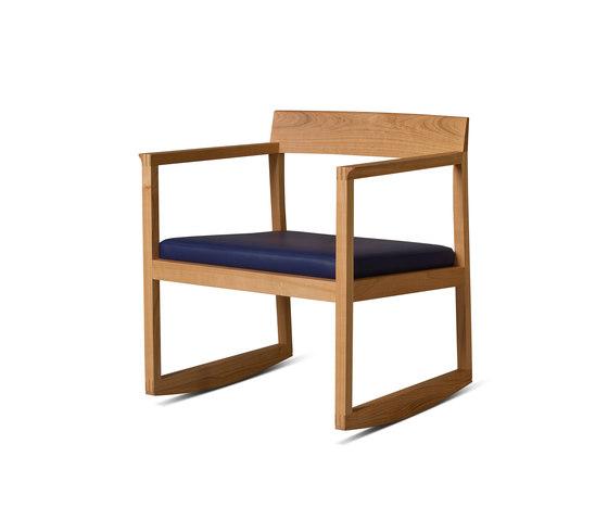 Poltrona Dondolo Burton di Morelato | Poltrone / sedie a dondolo