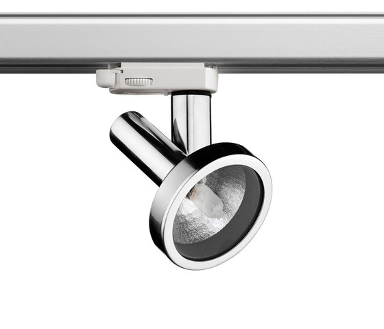 Fort Knox Basic Track QT-14 by Flos | Ceiling-mounted spotlights