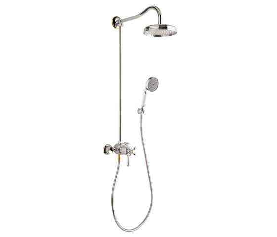 AXOR Carlton Showerpipe DN15 by AXOR   Shower controls