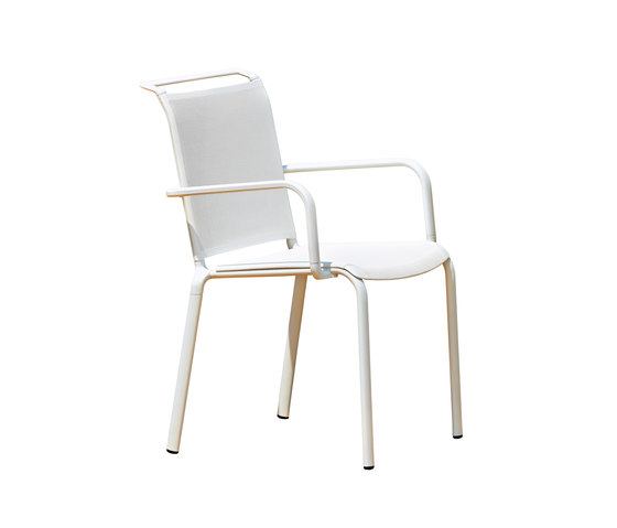 Atlantis Chair by Unopiù | Garden chairs