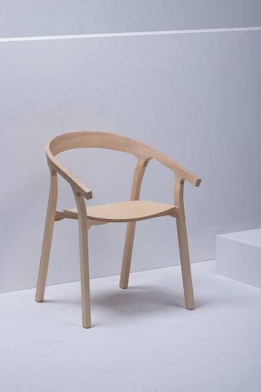 He Said Chair | MC1 de Mattiazzi | Chaises