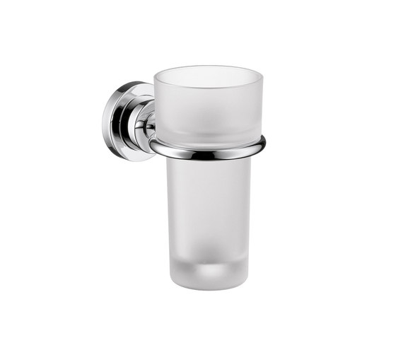 AXOR Citterio toothbrush tumbler by AXOR | Toothbrush holders