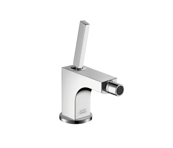AXOR Citterio Single Lever Bidet Mixer DN15 by AXOR | Bidet taps