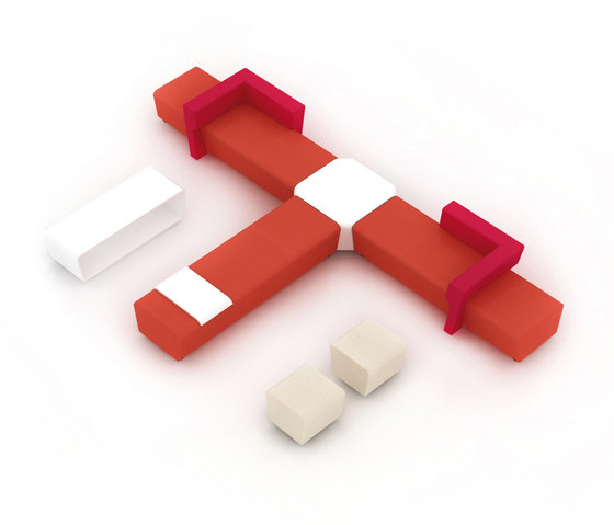 LTB by Haworth | Lounge-work seating