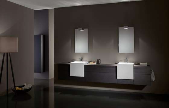 A˘system addit WT.QS450HX by Alape | Vanity units