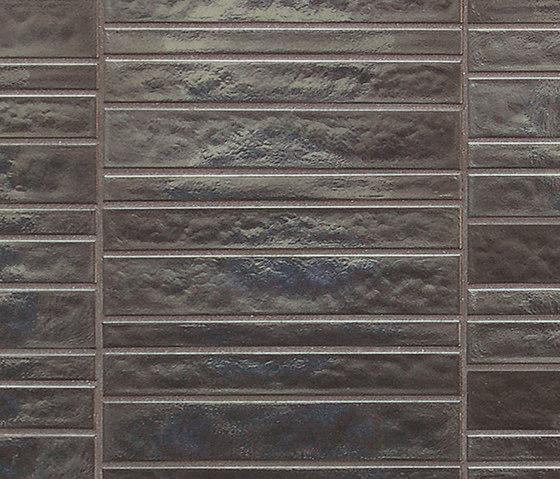 Vetro Neutra Cemento Listello Dritto de FLORIM | Mosaicos de vidrio