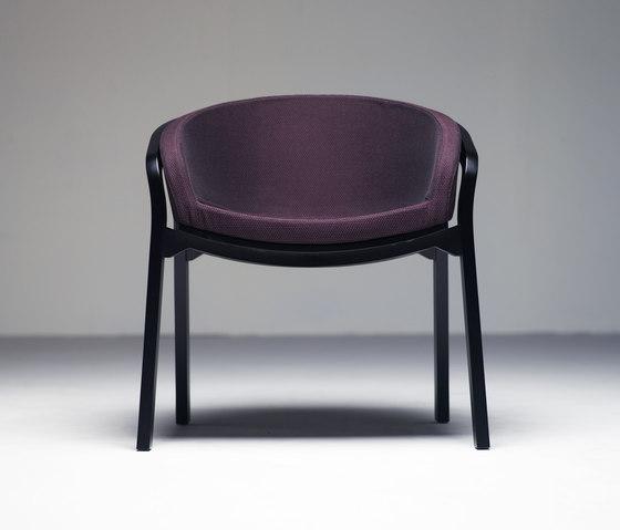 She Said Lowide | MC1 by Mattiazzi | Lounge chairs