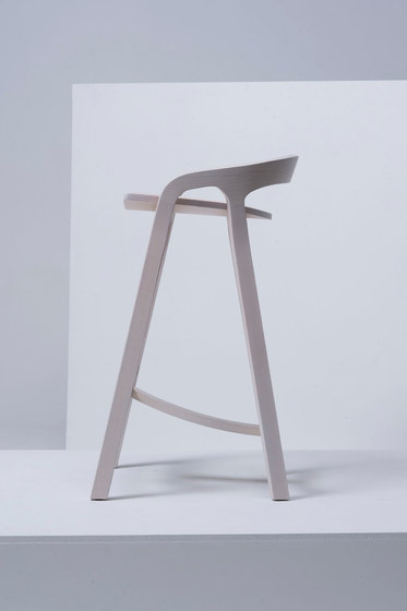 She Said Counter Stool Mc1 Barhocker Von Mattiazzi