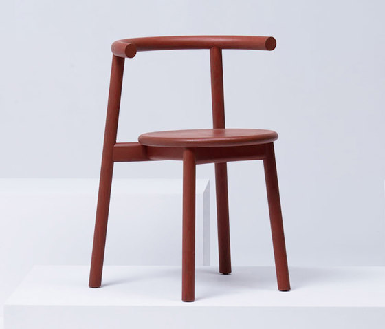 Solo Chair | MC5 by Mattiazzi | Chairs