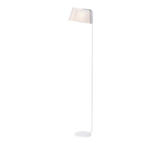 Owalo 7010 Stehleuchte von Secto Design | Allgemeinbeleuchtung