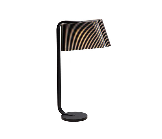 Owalo 7020 table lamp di Secto Design | Lampade tavolo