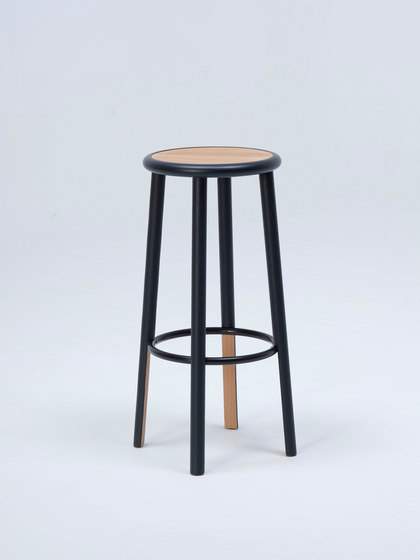 Solo Stool | MC5 by Mattiazzi | Bar stools