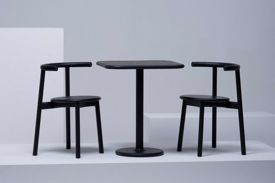 Solo Table | MC5 by Mattiazzi | Cafeteria tables