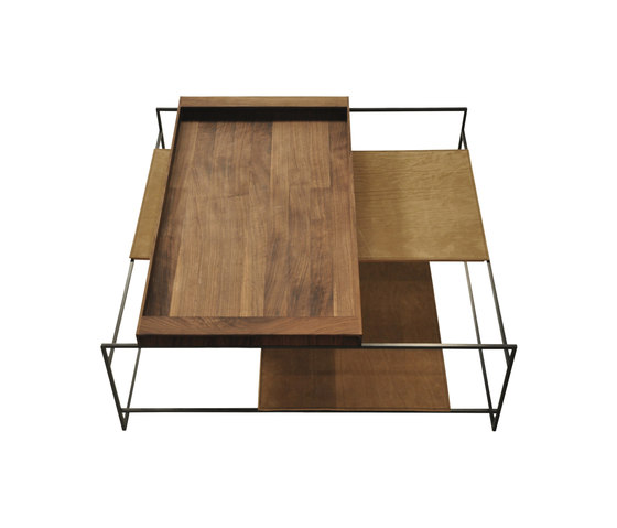 F007 table basse de FOUNDED | Tables basses