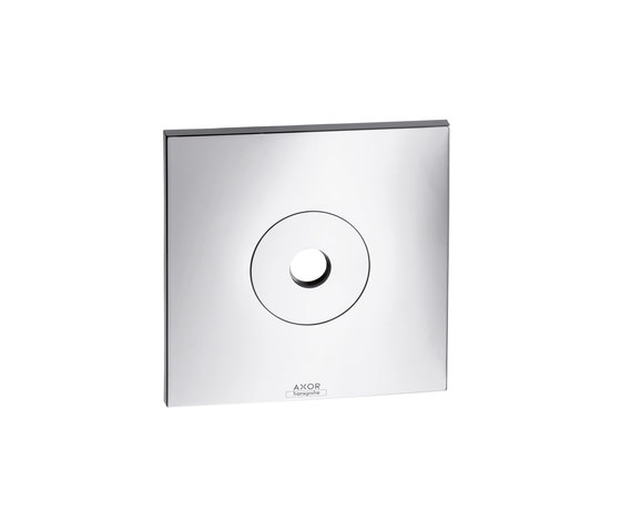 AXOR Citterio Wall and Ceiling Plate for AXOR Citterio Overhead Showers by AXOR