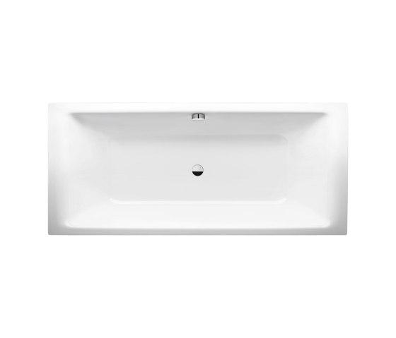 Puro Duo Bathtub di Kaldewei | Vasche ad incasso