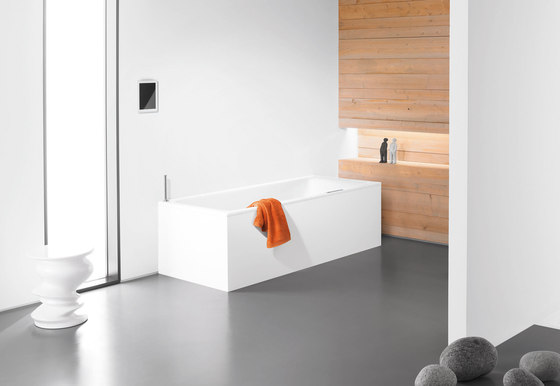Sound Wave by Kaldewei | Bathtubs rectangular