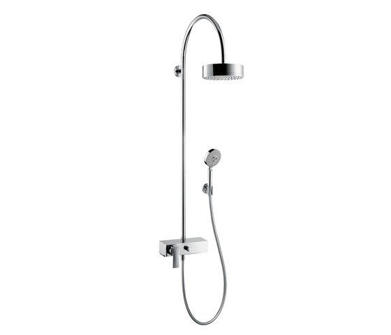 AXOR Citterio Showerpipe di AXOR | Rubinetteria doccia