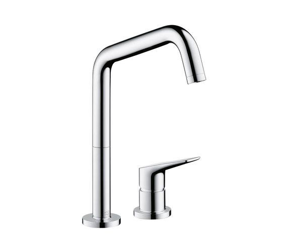 AXOR Citterio M 2-Hole Kitchen Mixer DN15 by AXOR | Kitchen taps