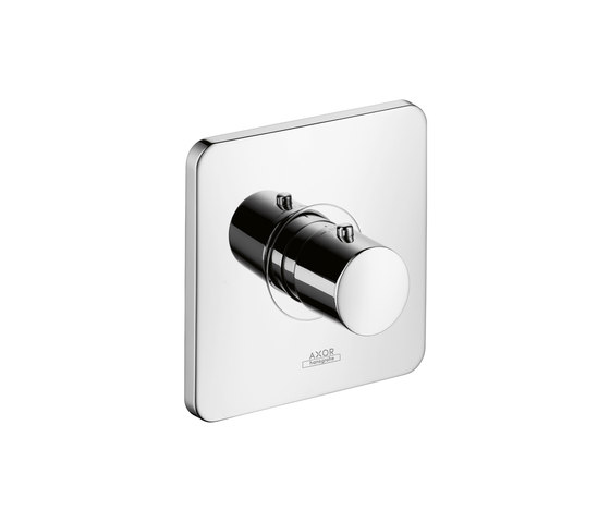 AXOR Citterio M Highflow Thermostatic Mixer for concealed installation by AXOR | Bath taps