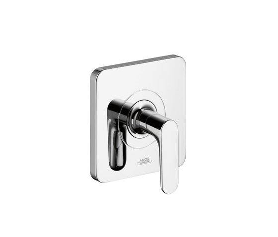 AXOR Citterio M Shut-Off Valve for concealed installation DN15|DN20 by AXOR | Bath taps