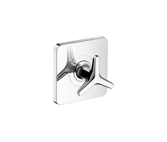 AXOR Citterio M Shut-Off Valve for concealed installation with star handle DN15|DN20 by AXOR | Bath taps