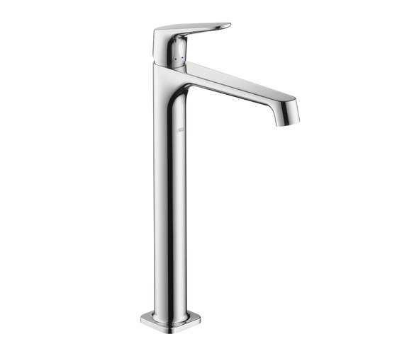 AXOR Citterio M Single Lever Basin Mixer for wash bowls without pull-rod DN15 by AXOR | Wash basin taps