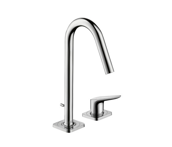 AXOR Citterio M 2-Hole Basin Mixer DN15 by AXOR | Wash-basin taps