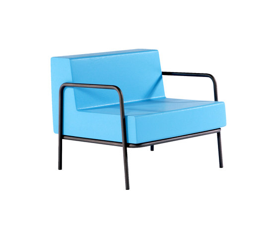 Frame Arm 75 by Quinze & Milan | Garden armchairs