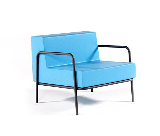 Frame 75 by Quinze & Milan | Garden armchairs