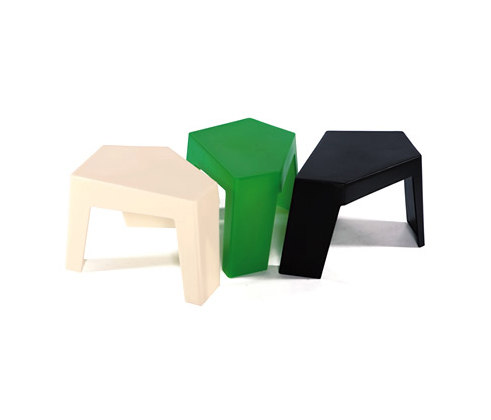 Maze Side table low by Quinze & Milan | Side tables