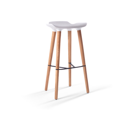 Pilot Bar Stool de Quinze & Milan | Taburetes de bar