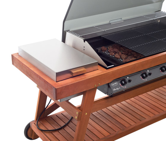 Barby by Unopiù | Barbecues
