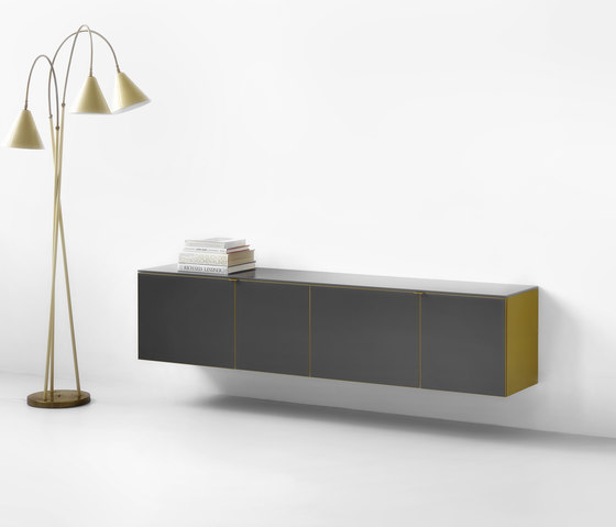 Side by Piure | Cabinets