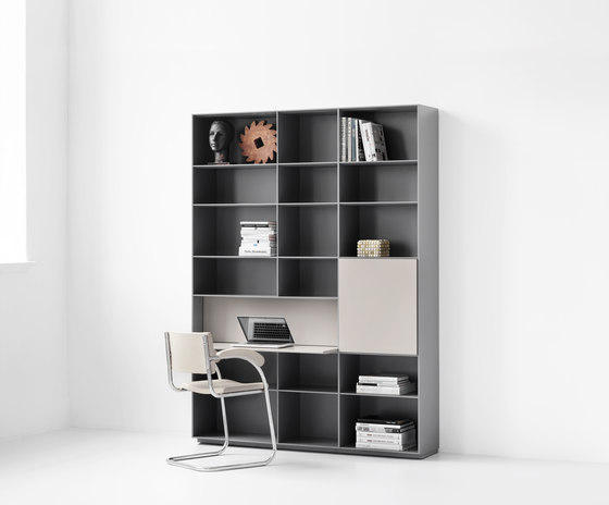 Puro Shelf system by Piure | Shelving systems