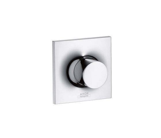 AXOR Massaud Trio|Quattro Shut-off and Diverter Valve for concealed installation DN20 by AXOR | Shower controls