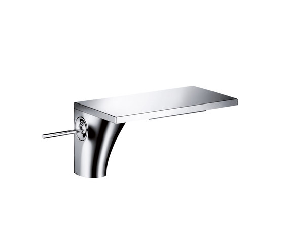 AXOR Massaud Single Lever Basin Mixer without pull-rod DN15 by AXOR | Wash basin taps