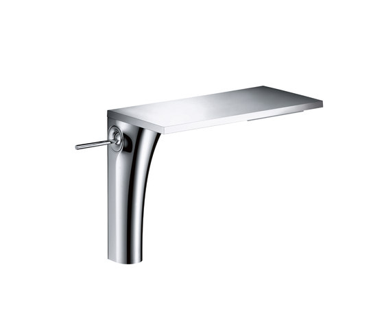 AXOR Massaud Single Lever Basin Mixer for wash bowls without pull-rod DN15 by AXOR | Wash-basin taps