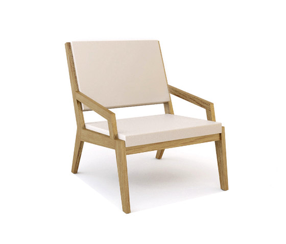 Room 26 Seat armrest by Quinze & Milan | Lounge chairs