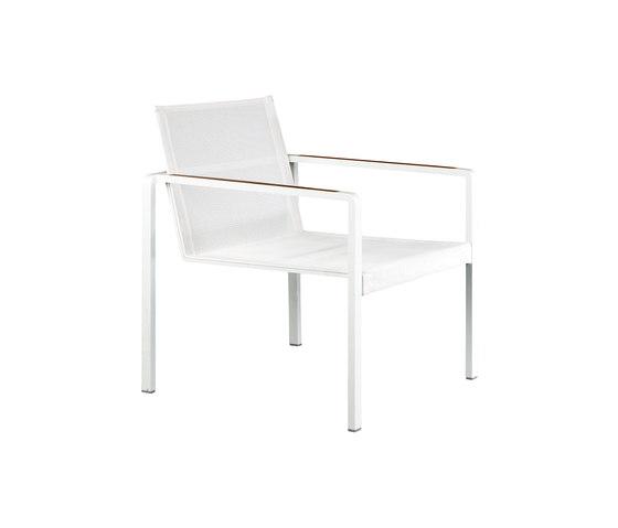Alura by Royal Botania | Garden armchairs