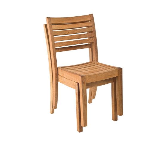 Bridget Chair by Unopiù | Garden chairs