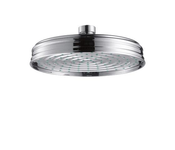 AXOR Montreux plate overhead shower Ø 180mm DN15 by AXOR | Shower controls