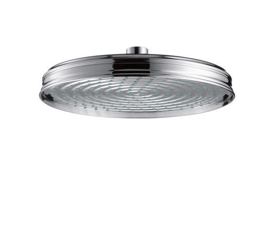 AXOR Montreux soffione doccia piatto Ø 240 mm di AXOR | Rubinetteria doccia