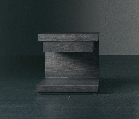 Cluny Night table with drawer by Meridiani | Night stands