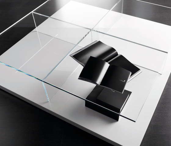 Cluny Tavoli bassi di Meridiani | Tavolini da salotto