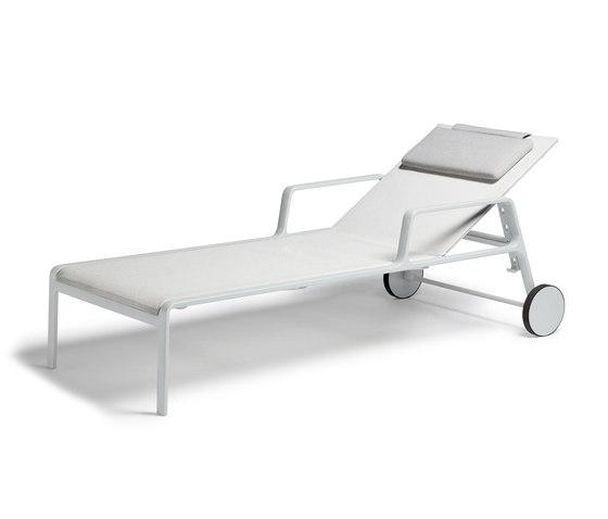 Park Life deckchair by KETTAL | Sun loungers