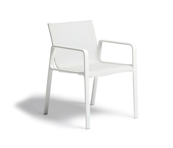 Park Life low dining armchair by KETTAL | Garden chairs